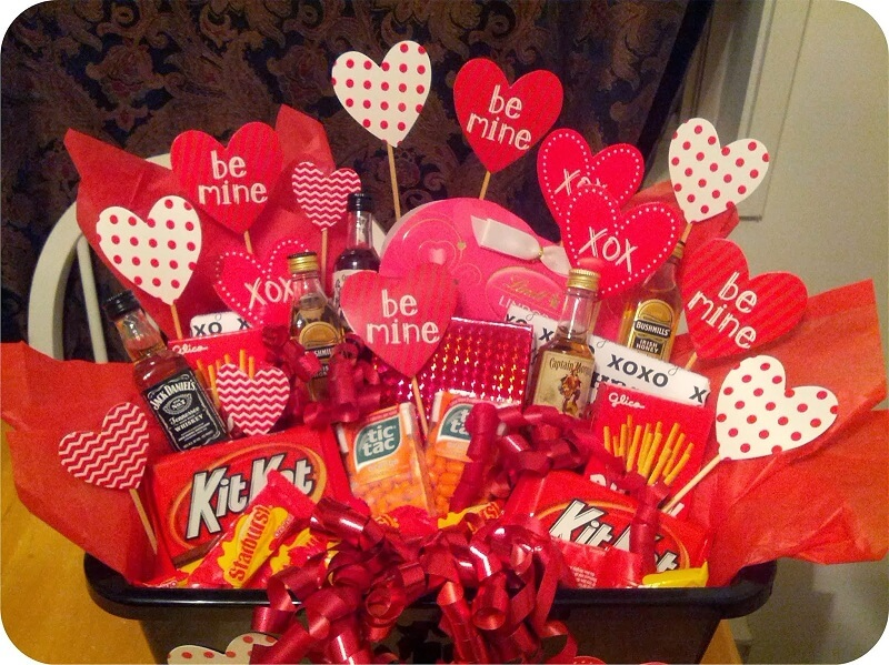 45 Homemade Valentines Day Gift Ideas For Him Valentine Gift Ideas ...