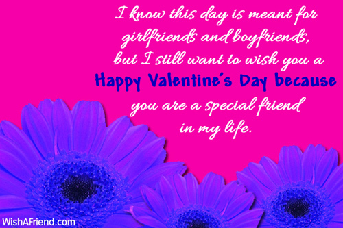 Valentines Day Messages For Friends - Page 2