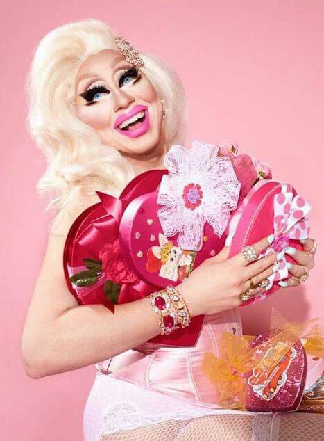 Trixie Mattel, Happy Valentines Day. | Drag | Rupaul drag, Rupaul ...