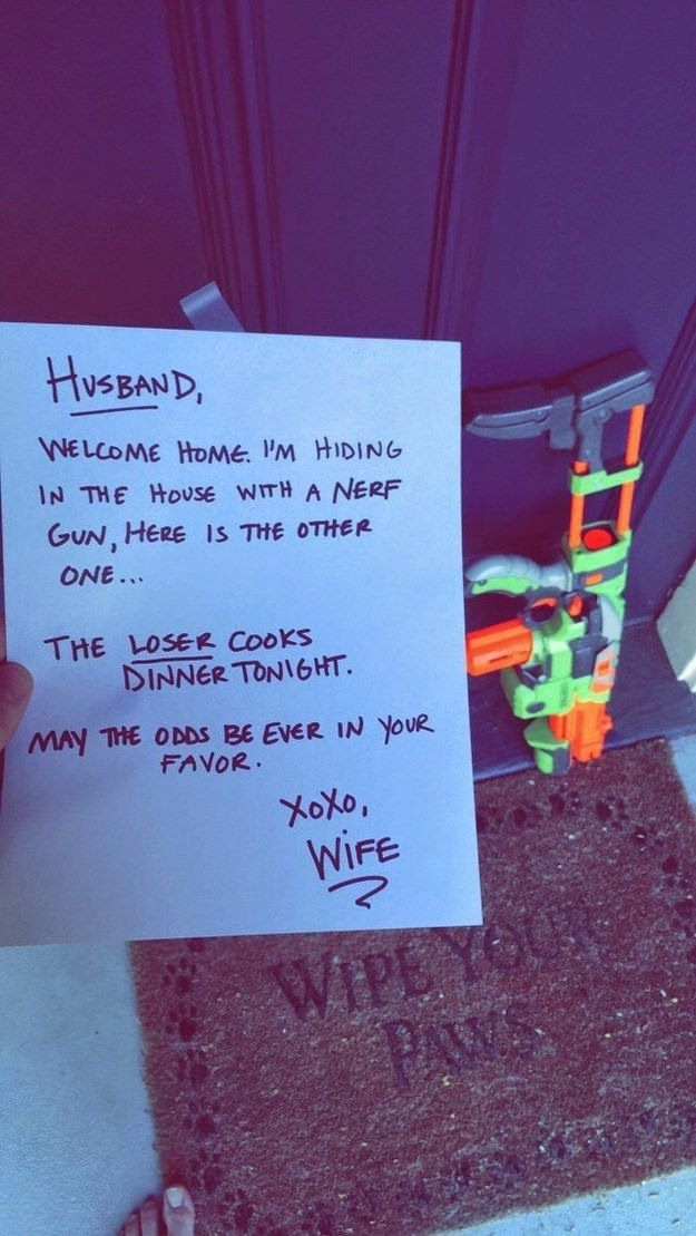 Valentines day Romantic Hand Written Letter From Wife for Husband ...