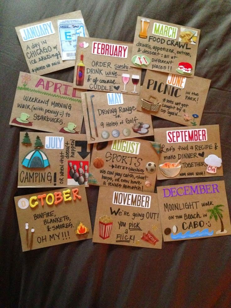 Becky and Brittany: DIY Valentines Day Gift Ideas for Him! | Cool ...