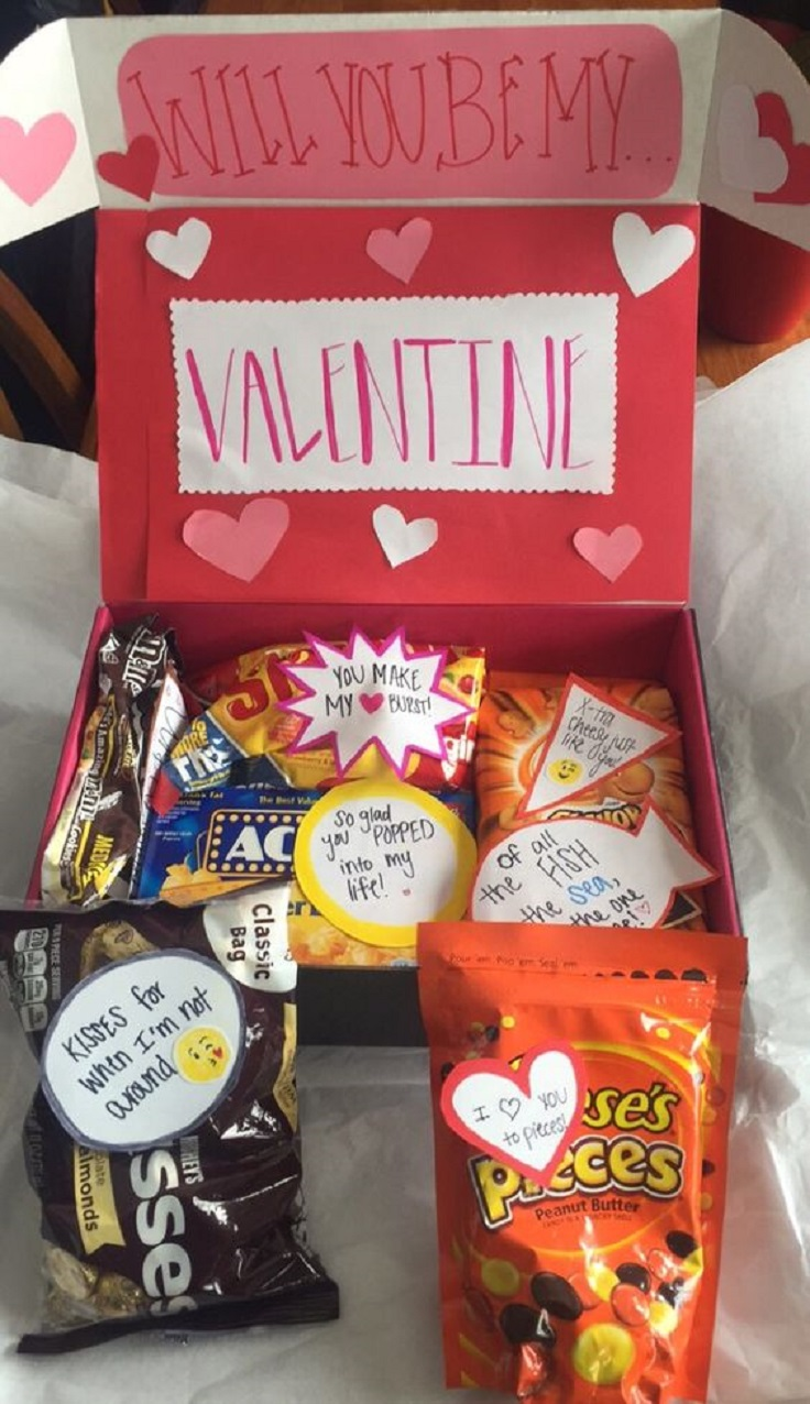 15 Low- Cost and Lovable DIY Valentine