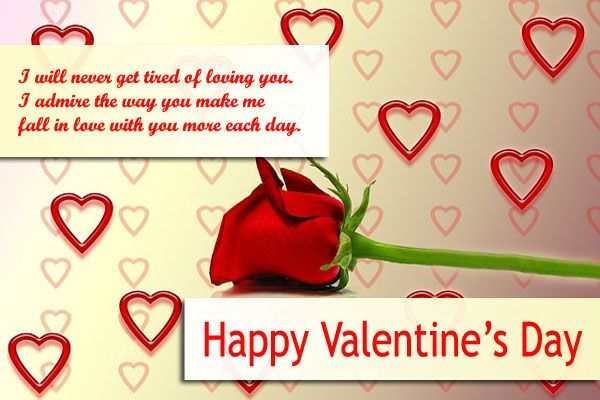 Valentines Day Messages for Girlfriend and Wife   Places to Visit ...
