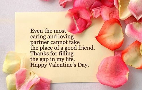 Valentines Day Wishes for Friends,valentine quotes for friends ...