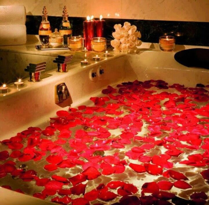 How To Create A Heavenly Bath Experience   candle ideas ...