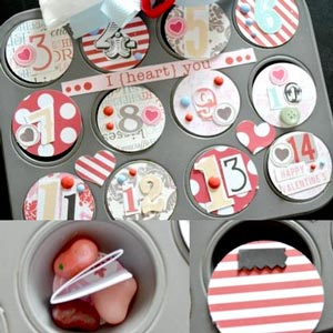Homemade Valentine Gifts & Ideas