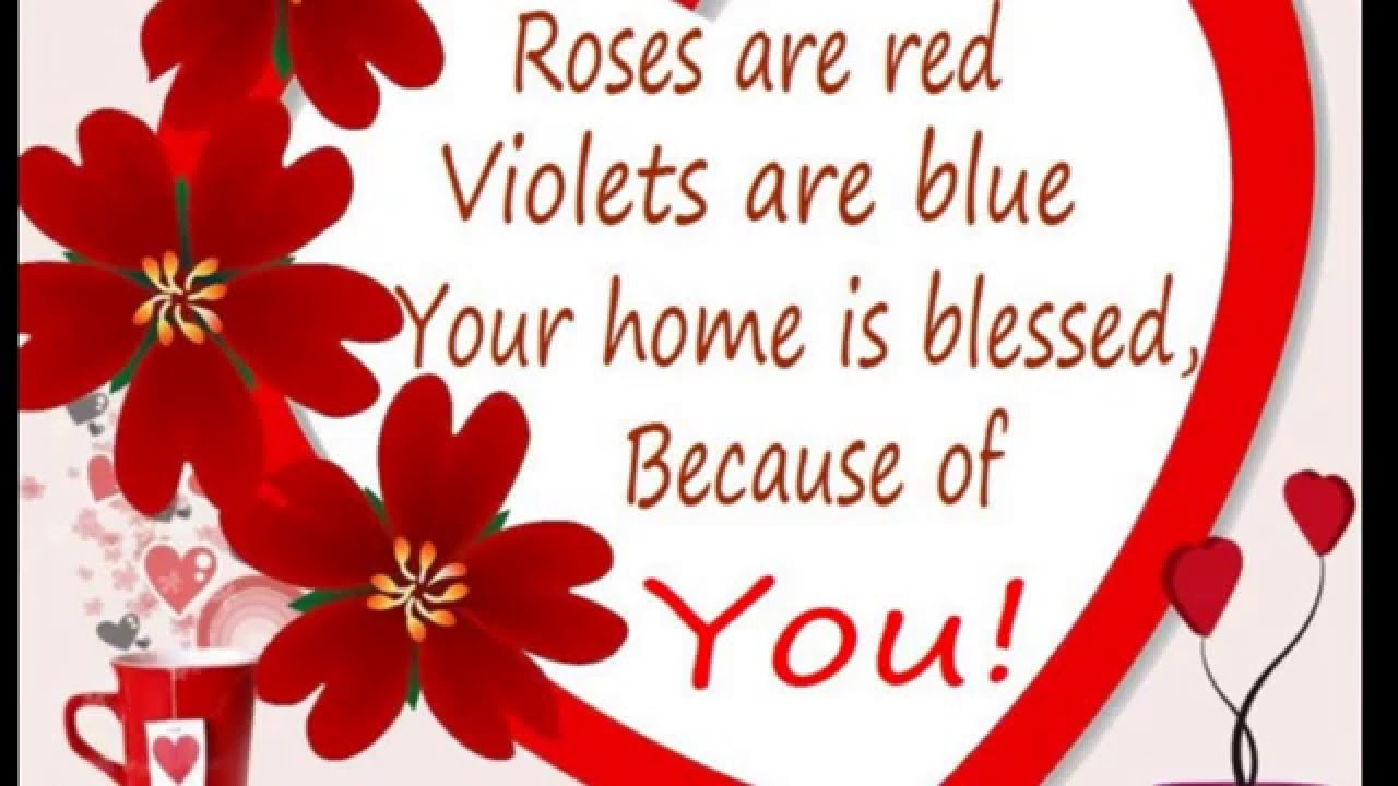Valentines Day Messages For Her Him, Boy Friends - YouTube