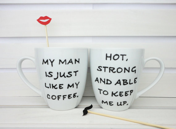 Personalized Mug - Gift For Him - Love ...   IdealPin