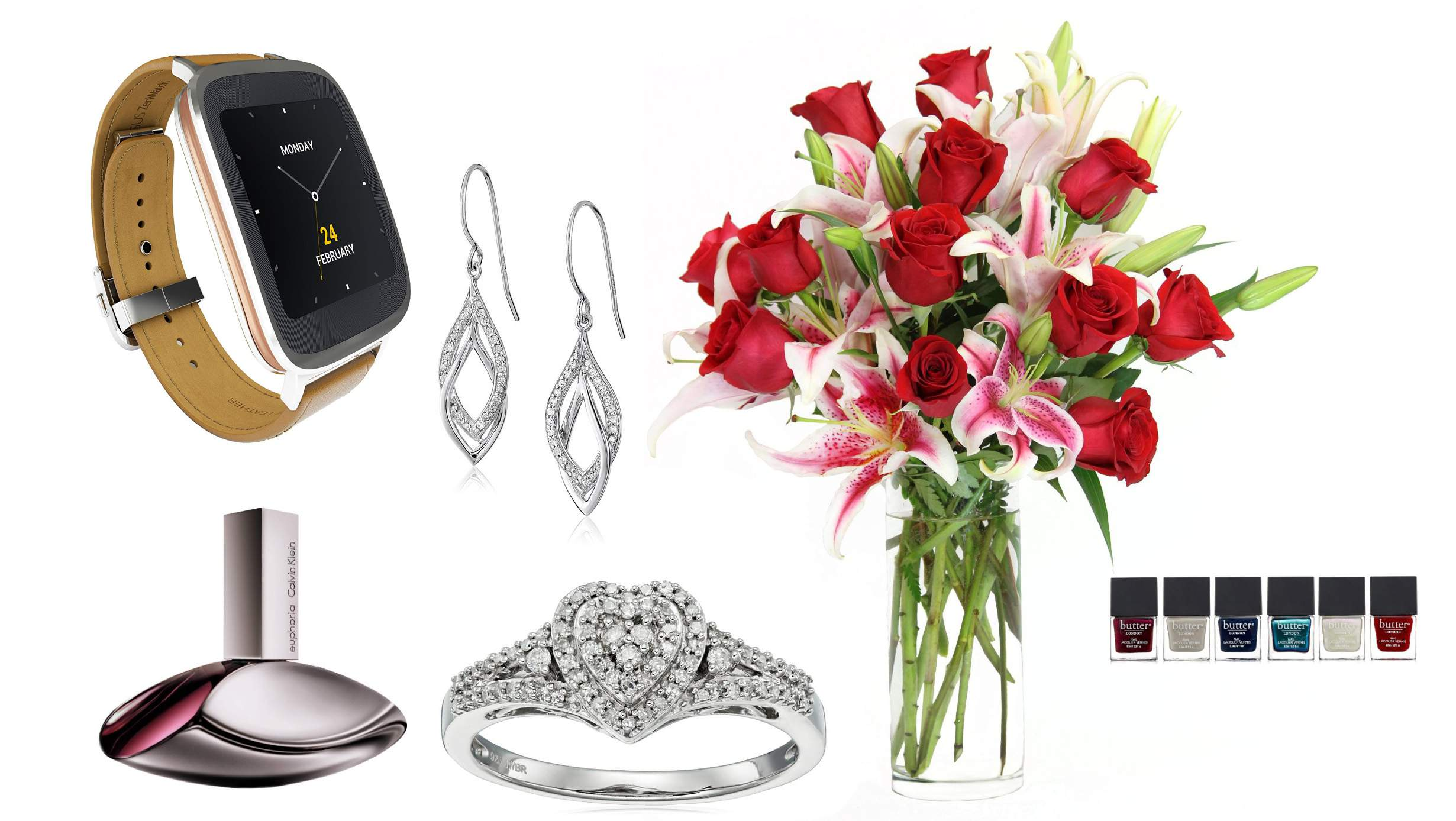 Romantic valentine day gifts ideas for her - Khaleej Mag - News ...