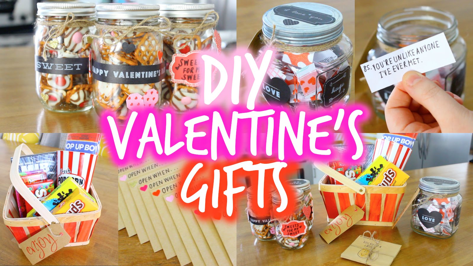 15 Most Romantic Valentine DIY Gift For Husband - The Xerxes