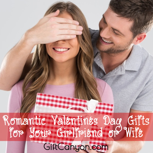 Top Romantic Valentines Day Gifts for Her - Gift Canyon
