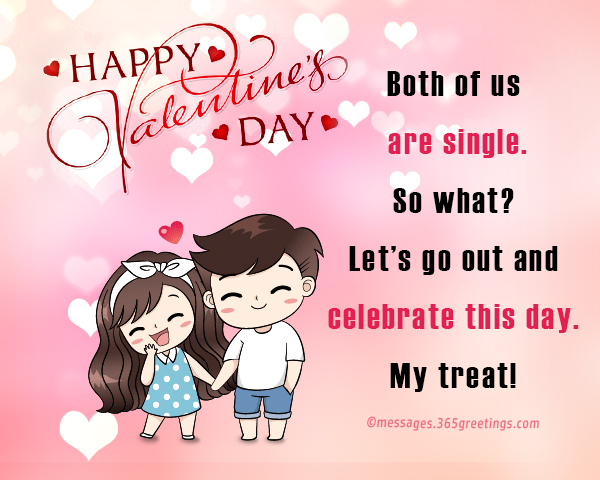 Valentines Day Messages for Friends - 365greetings