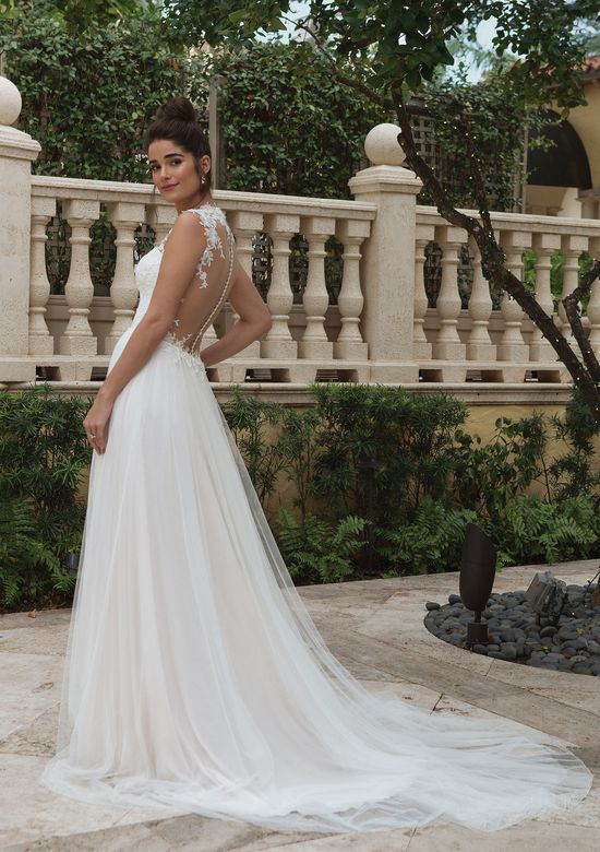 44094 in 2019 | Brautkleider A-Linie | Pinterest | Wedding ...