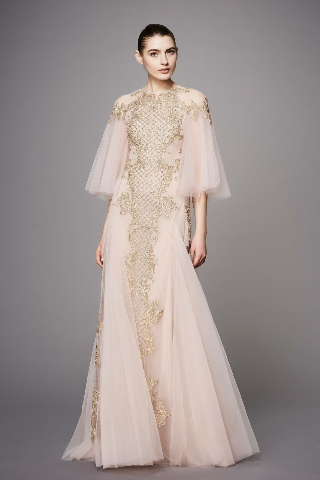Romance by Marchesa | Váy | Fashion, Fashion dresses und Marchesa