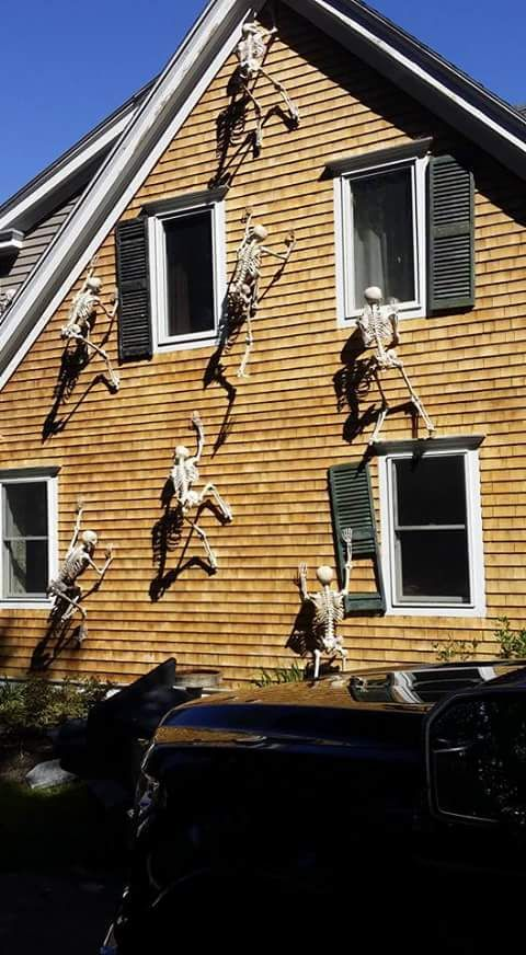 The 13 Best DIY Halloween Decorations EVER | Holiday | Halloween ...