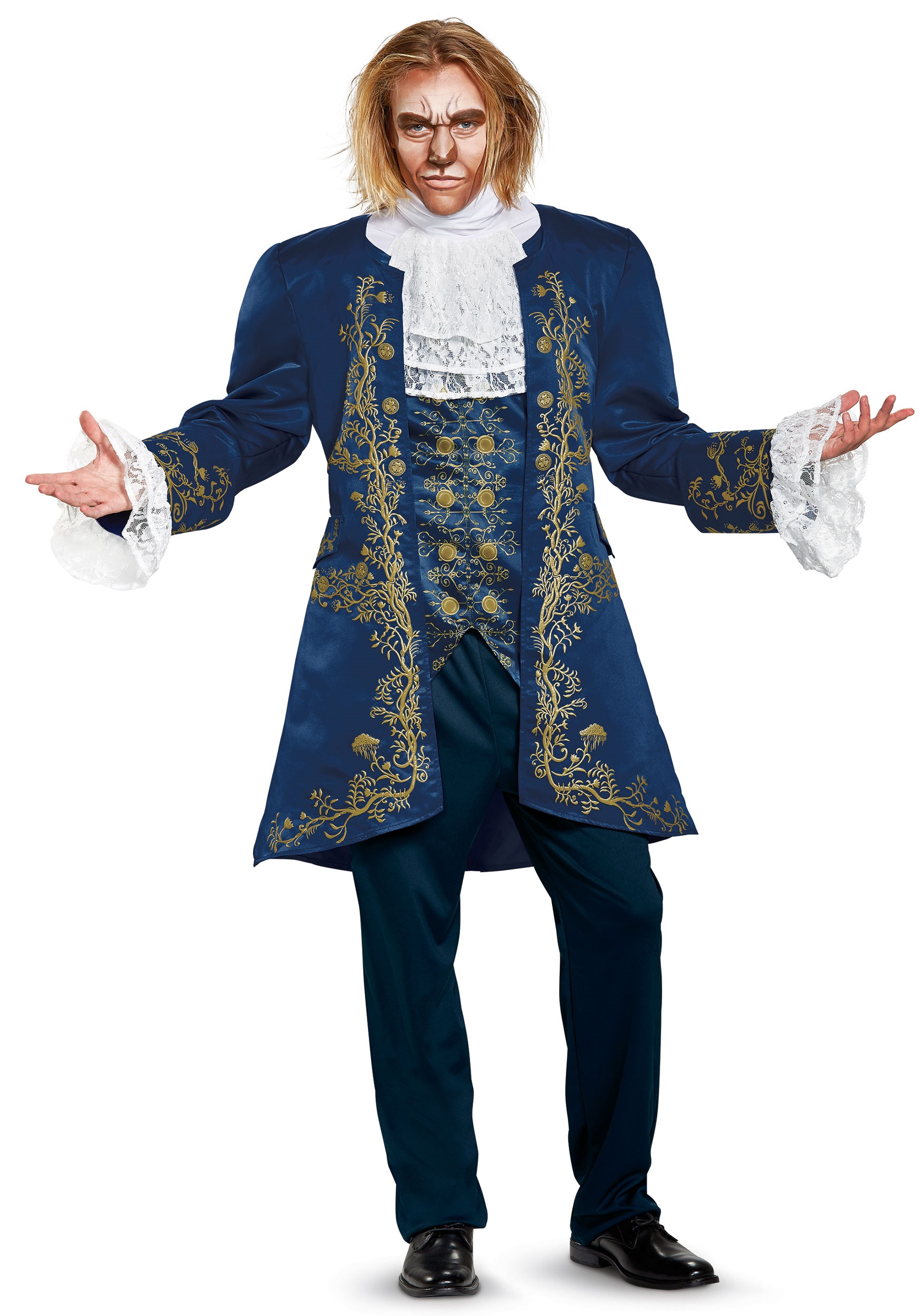 Beauty and the Beast Prestige Beast Costume for Men