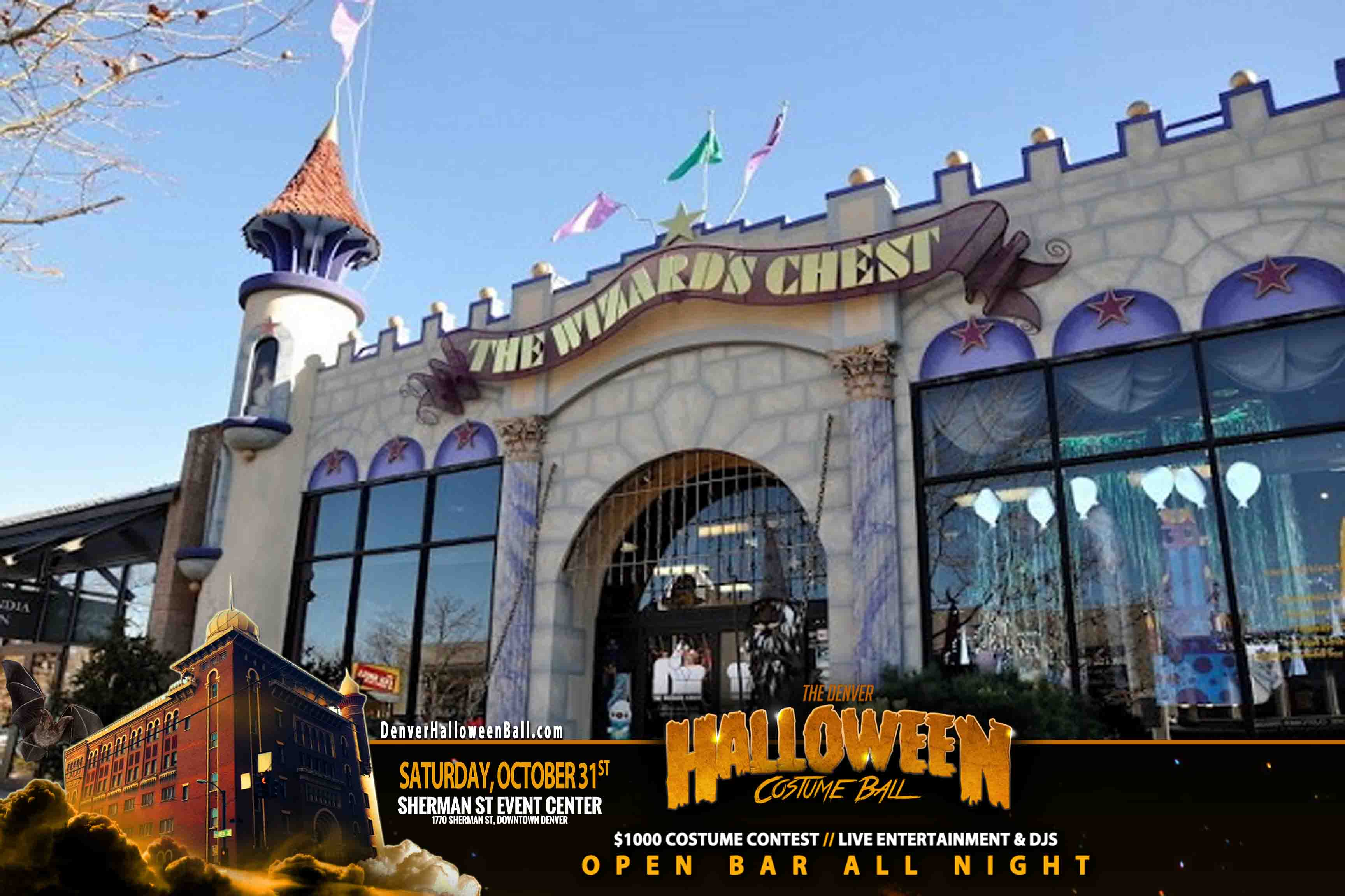 Denver Halloween Costume Stores - Denver Halloween Costume Ball 2018