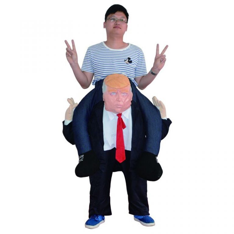 Donald Trump Inflatable Costumes For Adults
