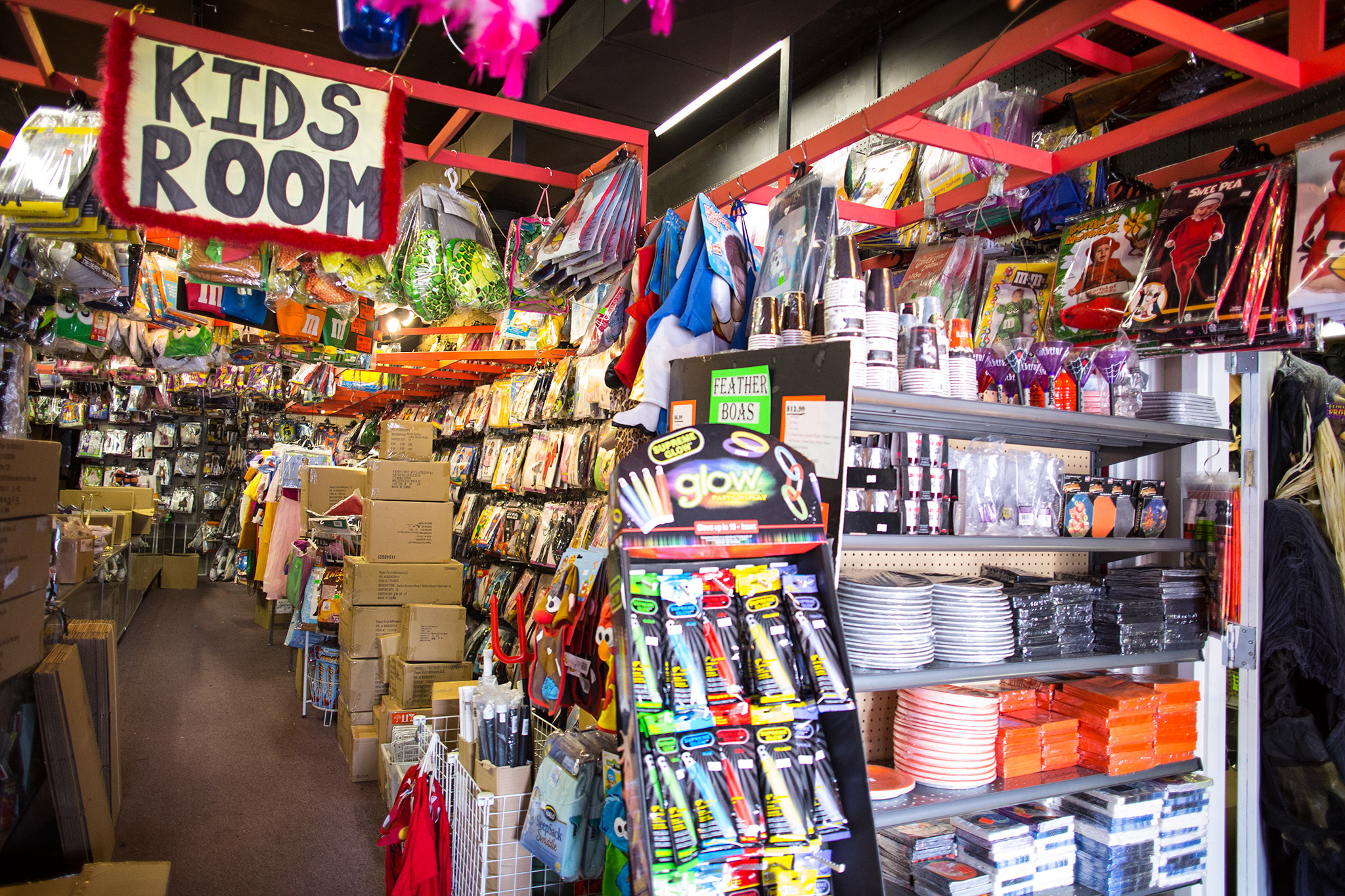 Halloween stores for adults and kids for costumes and more