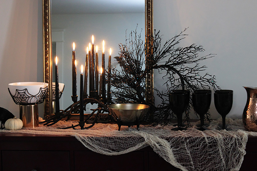 5 Tips for Haute Halloween Decor