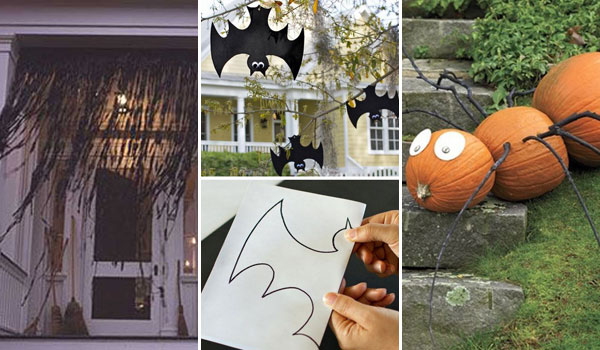42 Last-Minute Cheap DIY Halloween Decorations You Can Easily Make