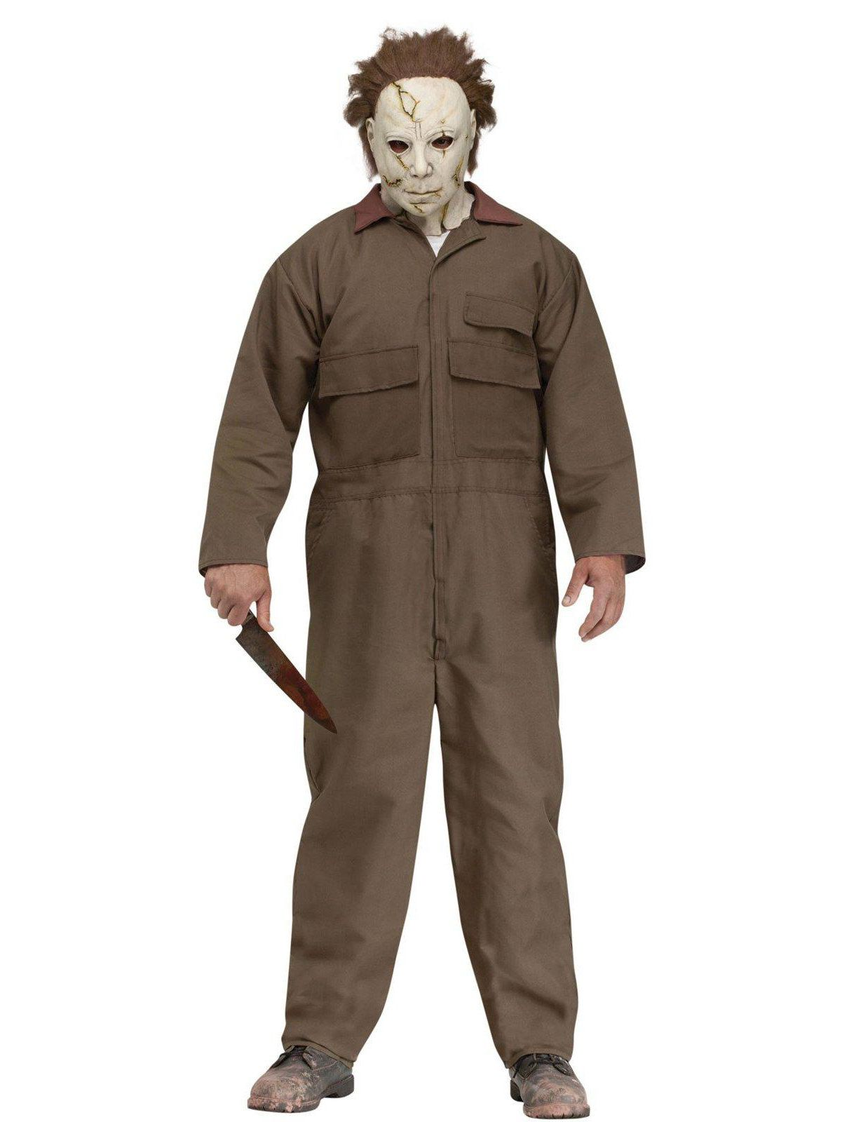 Michael Myers Costume For Adults - Mens Costumes for 2018 ...