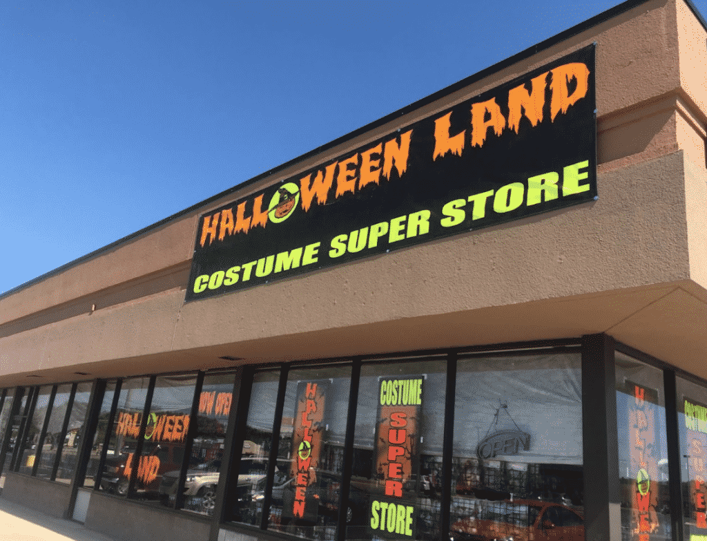 Visit Our Locations | Halloweenland Costume Superstores!