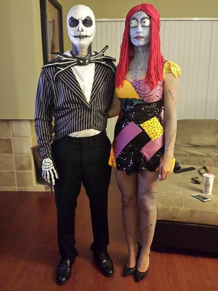 These 15 Halloween Costume Ideas For Couples Are Perfect ...
