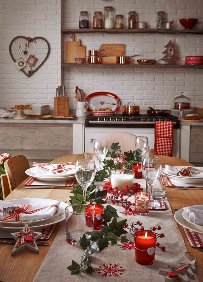 101 Christmas Table Decorations Ideas for This Holiday Season
