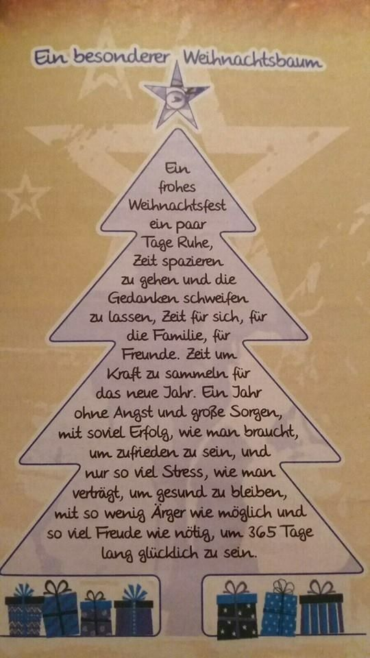 17 Best ideas about Gedicht Weihnachten on Pinterest