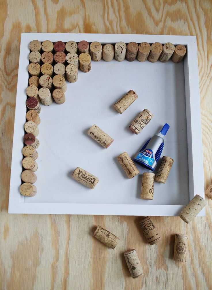 17 Best images about Cork Crafts on Pinterest | Wine ...