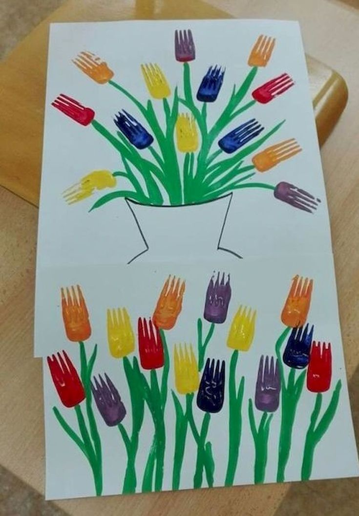50 Awesome Spring Crafts for Kids Ideas | DIY Crafts for ...