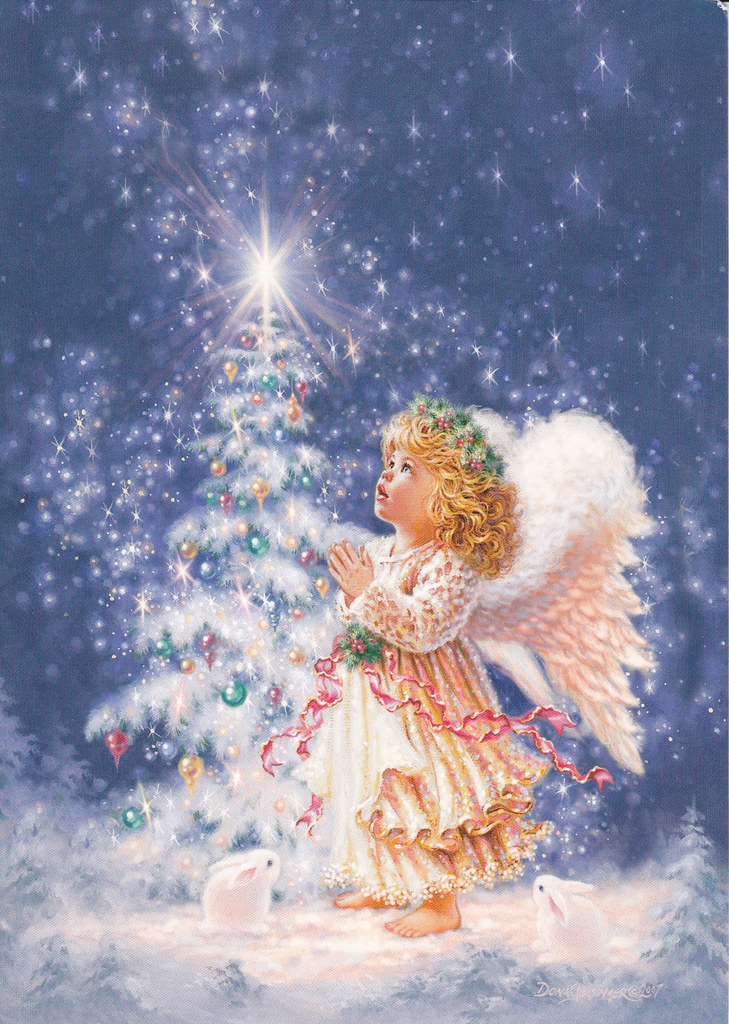 Christmas Angel Greeting Card | 2010 Christmas Card RR 45 ...