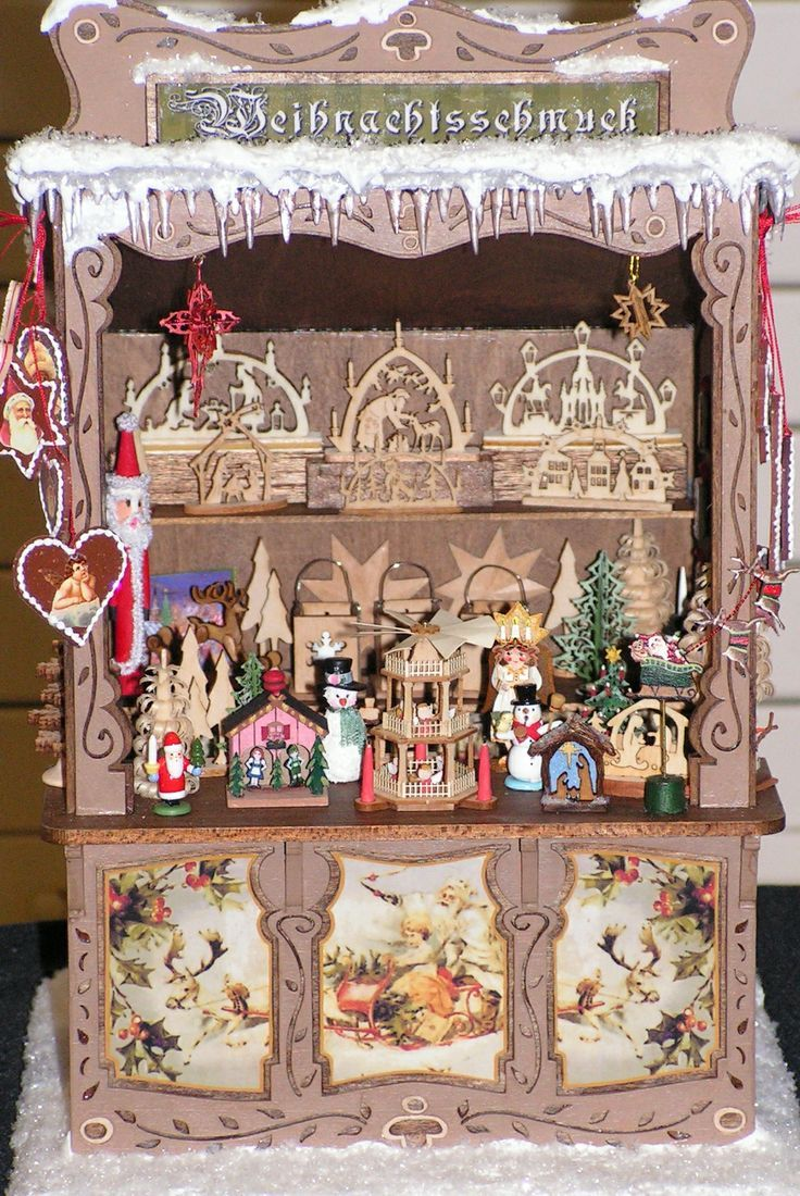 Pin by Audrey Miller on Antique german doll house ...